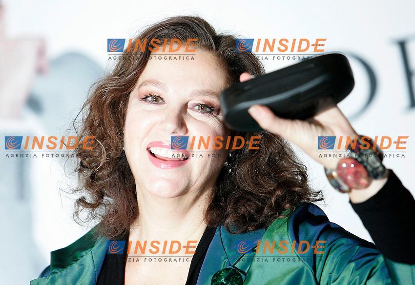 STEFANIA SANDRELLI<br /> Roma 19/11/2010 Film La donna della mia vita - Photocall<br /> Photo Zucchi Insidefoto