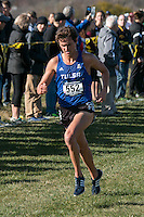 Tulsa redshirt junior Adam Roderique (Marquette High School) runs to a 12th-place finish in the men's 10k at the 2016 NCAA DI Cross Country Midwest Regional in Iowa City, Ia. Roderique finished in 30:37 and earned All-Region honors with his top 25 finish. His Tulsa team finished second overall to automatically qualify for the national championships next week.