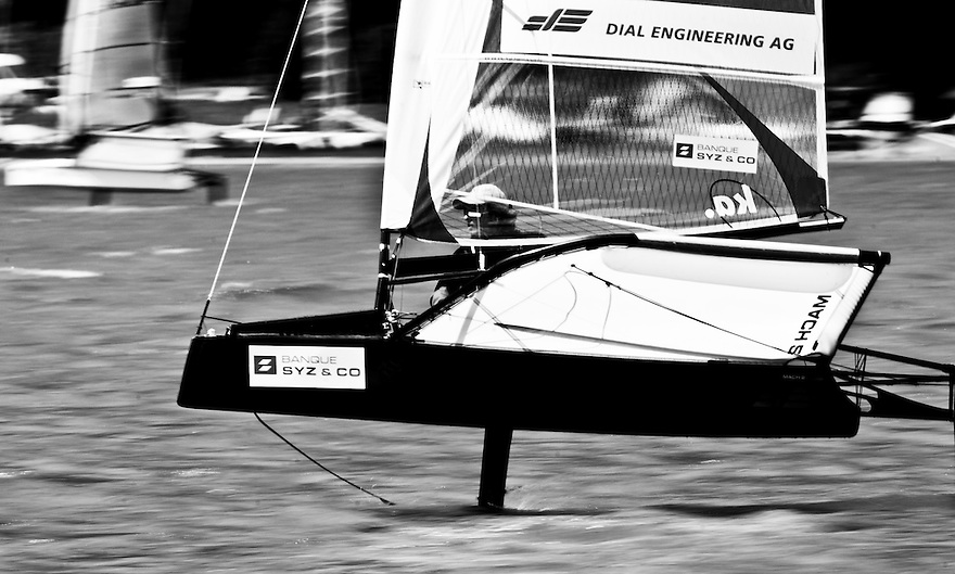 SYZ & CO 2010 MOTH EUROPEAN CHAMPIONSHIPS, Silvaplana.