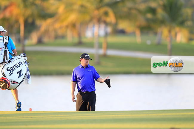 J B Holmes (USA) during the 2nd round at the WGC Cadillac Championship, Blue Monster, Trump National Doral, Doral, Florida, USA<br /> Picture: Fran Caffrey / Golffile
