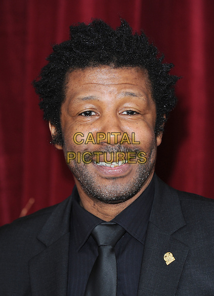 BRIAN BOVELL.The British Soap Awards 2010, London Television Centre, London, England..8th May 2010.arrivals headshot portrait black stubble facial hair .CAP/BEL.©Tom Belcher/Capital Pictures.
