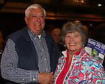Dan and Carol Barr during the Sheep Dip 53 Show at the Eldorado Hotel & Casino on Friday night, Jan. 13, 2017.