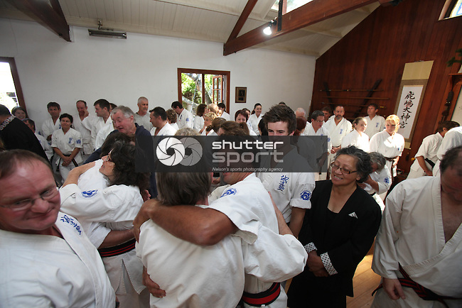 Seido Karate 40th anniversary, 25th October 2014,Nelson, ,Evan Barnes / Shuttersport.