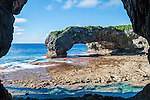Talava Arches & Limu pools on the island of Niue