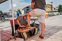 Makedonien. Skopudser i Struga. Foto: Jens Panduro