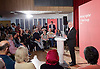 John McDonnell speech ahead of Autumn Statement<br /> &nbsp;<br /> John McDonnell MP, Labour&rsquo;s Shadow Chancellor, delivers a major speech on the economy, setting out Labour's position ahead of the Autumn Statement.&nbsp;<br /> 15th November 2016<br /> at Dragon Hall,  London, Great Britain <br /> <br /> &nbsp;<br /> John McDonnell<br /> &nbsp;MP for Hayes and Harlington, Middlesex<br /> The Shadow Chancellor of the Exchequer<br /> <br /> <br /> Photograph by Elliott Franks <br /> Image licensed to Elliott Franks Photography Services