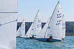 SSL Lake Grand Slam in Grandson ( swissopen.starsailors.com ), on Neuchatel lake in Switzerland. Training Day.