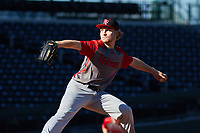 Dylan Rogers (10) of Dorman High School in Spartanburg, South Carolina during the Baseball Factory All-America Pre-Season Tournament, powered by Under Armour, on January 13, 2018 at Sloan Park Complex in Mesa, Arizona.  (Freek Bouw/Four Seam Images)