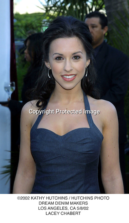 ©2002 KATHY HUTCHINS / HUTCHINS PHOTO.DREAM DENIM MAKERS.LOS ANGELES, CA 5/8/02.LACEY CHABERT