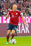 06.10.2018, Allianz Arena, Muenchen, GER, 1.FBL,  FC Bayern Muenchen vs. Borussia Moenchengladbach, DFL regulations prohibit any use of photographs as image sequences and/or quasi-video, im Bild Arjen Robben (FCB #10) <br /> <br />  Foto &copy; nordphoto / Straubmeier