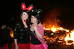 Sophie Murtagh and Stacie O'Reilly at the Bonfire on Marleys Lane...Photo NEWSFILE/Jenny Matthews.(Photo credit should read Jenny Matthews/NEWSFILE)....This Picture has been sent you under the condtions enclosed by:.Newsfile Ltd..The Studio,.Millmount Abbey,.Drogheda,.Co Meath..Ireland..Tel: +353(0)41-9871240.Fax: +353(0)41-9871260.GSM: +353(0)86-2500958.email: pictures@newsfile.ie.www.newsfile.ie.FTP: 193.120.102.198.