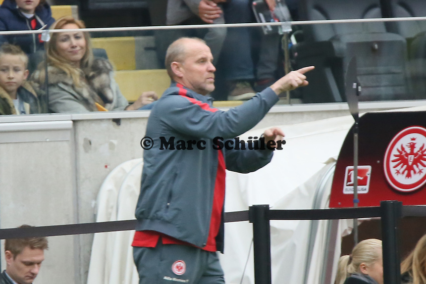 Trainer Thomas Schaaf (Eintracht) - Eintracht Frankfurt vs. VfB Stuttgart, Commerzbank Arena