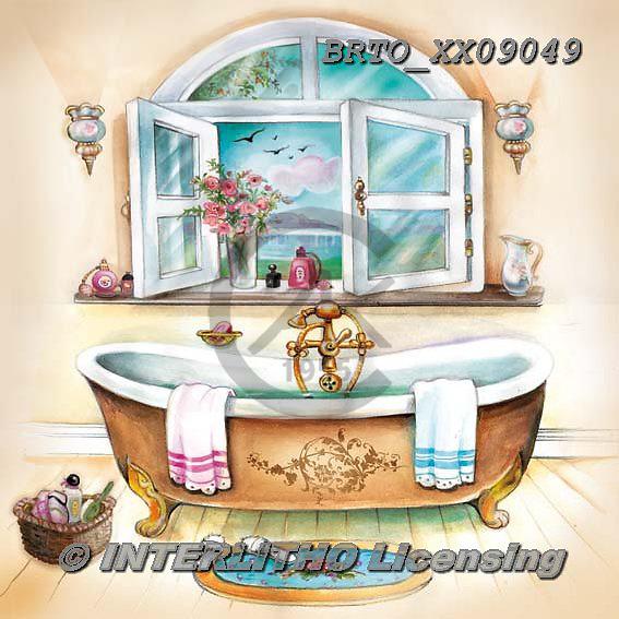 Alfredo, STILL LIFE STILLLEBEN, NATURALEZA MORTA, paintings+++++,BRTOXX09049,#i# ,bathroom