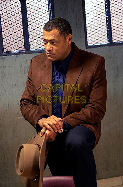 LAURENCE FISHBURNE.in The Death and Life of Bobby Z                  .*Editorial Use Only*.Ref: FB.www.capitalpictures.com.sales@capitalpictures.com.Supplied by Capital Pictures.