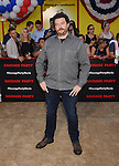 WESTWOOD, CA - AUGUST 09: Actor Danny McBride arrives at the Premiere Of Sony's 'Sausage Party' at Regency Village Theatre on August 9, 2016 in Westwood, California.