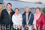 """Stars In Their Eyes: Attending the  """"Stars in Their Eyes"""" event at Asdee Community Centre on Friday nigh last were Damain Stack, Joan Marie Hennessy, Joan Stack & Tina Hennesy."""
