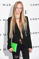 at the Vogue 100: A Century of Style exhibition opening held in the National Portrait Gallery, London.<br /> <br /> <br /> ©Ash Knotek  D3080 09/02/2016
