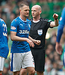 Clint Hill and Bobby Madden
