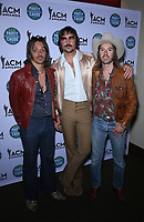 13 April 2018 - Las Vegas, Nevada - Midland, Cameron Duddy, Mark Wystrach, Jess Carson.  ACM Party For A Cause ACM Stories, Songs & Stars at The Joint inside The Hard Rock Hotel and Casino. Photo Credit: MJT/AdMedia