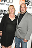 Patricia Simonson and brother Peter Jarvis, Niece and nephew of Bill Cunningham, attend &quot;The Times of Bill Cunningham&quot;  World Premiere on October 11, 2018 at the 56th New York Film Festival in New York City, New York, USA.<br /> <br /> photo by Robin Platzer/Twin Images<br />  <br /> phone number 212-935-0770