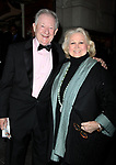 "Harvey Evans & Barbara Cook arrives for  the Opening Night Performance of ""The Scottsboro Boys"" at the Lyceum Theatre in New York City."