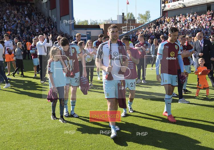 13/05/2018 Premier League Burnley v AFC Bournemouth<br /> <br /> Sam Vokes