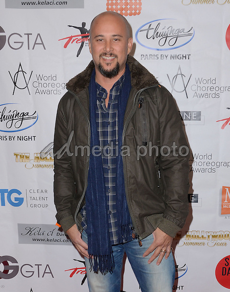 16 November - Hollywood, Ca - Chris Judd. Arrivals for the World Choreography Awards held at The Montalban Theater. Photo Credit: Birdie Thompson/AdMedia