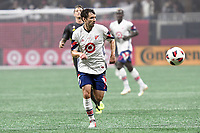 Atlanta, Georgia - Wednesday August 1, 2018: The 2018 MLS All Star team played Juventus of Serie A to a 1-1 draw in regulation, in front of a record crowd of 72,317, at Mercedes Benz Stadium. Juventus won 5-3 in penalties.