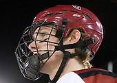 Alex Fallstrom (Harvard - 16) - The Union College Dutchmen defeated the Harvard University Crimson 2-0 on Friday, January 13, 2012, at Fenway Park in Boston, Massachusetts.