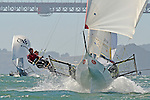 2012 - NESPRESSO 18 FOOT SKIFF REGATTA - DAY 3 - SAN FRANCISCO - USA