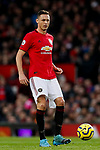Nemanja Matic of Manchester United during the Premier League match at Old Trafford, Manchester. Picture date: 11th January 2020. Picture credit should read: James Wilson/Sportimage