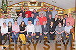 CHRISTMAS CHEER: The staff of Lee Strand discussion group enjoying their Christmas party at Stokers Lodge restaurant and bar, Tralee on Friday.