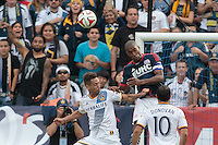 Carson, Calif. - Sunday, December 7, 2014: The LA Galaxy defeated the New England Revolution 2-1 to win the 2014 MLS (Major League Soccer) Cup Championship at StubHub Center stadium.