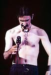 Frank Zappa 1983<br />&copy; Chris Walter