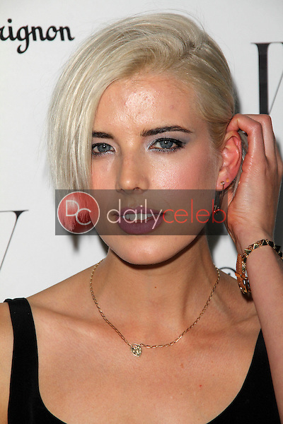Agyness Deyn<br />