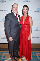 Tom Bezold and Alina Guasch attend The Boys and Girls Club of Miami Wild About Kids 2012 Gala at The Four Seasons, Miami, FL on October 20, 2012