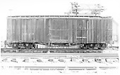 Side view of box car #3630.<br /> D&amp;RGW