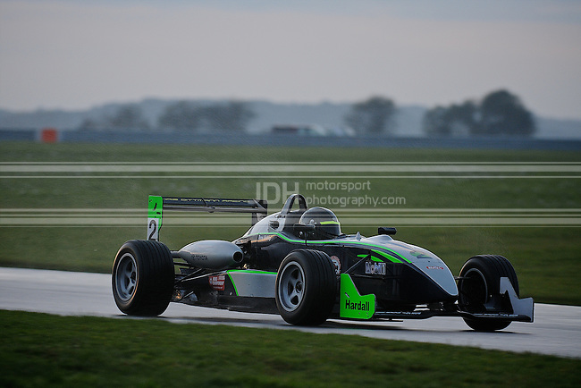 Tony Bishop - Chris Dittmann Racing Dallara F302/4 Toyota