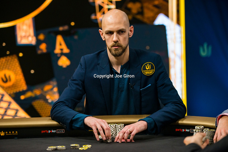 Elimination Stephen Chidwick