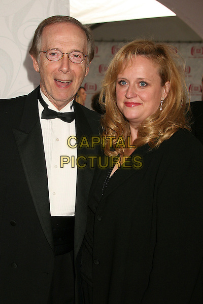 BERNIE KOPELL & GUEST.5th Annual TV Land Awards at Barker Hangar, Santa Monica, California, USA, 14 April 2007..half length.CAP/ADM/BP.©Byron Purvis/AdMedia/Capital Pictures.
