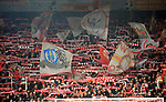 08.03.2019, Stadion an der Wuhlheide, Berlin, GER, 2.FBL, 1.FC UNION BERLIN  VS. FC Ingolstadt 04, <br /> DFL  regulations prohibit any use of photographs as image sequences and/or quasi-video<br /> im Bild Unionfans (1.FC Union Berlin)<br /> <br /> <br />      <br /> Foto &copy; nordphoto / Engler