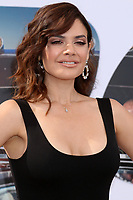 "LOS ANGELES - JUL 13:  Angelica Celaya at the ""Fast & Furious Presents: Hobbs & Shaw"" Premiere at the Dolby Theater on July 13, 2019 in Los Angeles, CA"