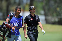 Ricardo Gouveia (POR) during the 3rd round of the Australian PGA Championship, Royal Pines Resort Golf Course, Benowa, Queensland, Australia. 01/12/2018<br /> Picture: Golffile | Anthony Powter<br /> <br /> <br /> All photo usage must carry mandatory copyright credit (&copy; Golffile | Anthony Powter)