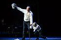 London, UK. 14.10.2013. LES VEPRES SICILIENNES, by Giuseppe Verdi,  opens at The Royal Opera House. Picture shows: Michael Volle (Guy de Montfort). Photograph by kind permission of The Royal Opera House © Jane Hobson.
