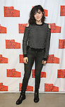 "Isabelle Fuhrman attends the New Group's ""All the Fine Boys"" rehearsal photocall at their rehearsal studio on February 3, 2017 in New York City."