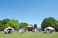 PICTURE BY ALEX BROADWAY/SWPIX.COM - Football Foundation - Claygate Royals Pavilion Opening - Claygate, London - 25/05/12