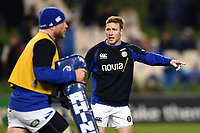Will Chudley of Bath Rugby. Heineken Champions Cup match, between Leinster Rugby and Bath Rugby on December 15, 2018 at the Aviva Stadium in Dublin, Republic of Ireland. Photo by: Patrick Khachfe / Onside Images