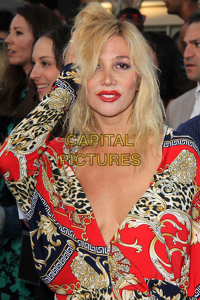 WESTWOOD, CA - June 10: Nadeea Volianova at the &quot;22 Jump Street&quot; Premiere, Village Theater, Westwood,  June 10, 2014.  <br /> CAP/MPI/JO<br /> &copy;Janice Ogata/MediaPunch/Capital Pictures