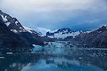 Johns Hopkins Glacier in Glacier Bay National Park in Alaska's Inside Passage