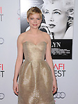 Michelle Williams at The AFI FEST 2011 My Week With Marilyn Gala Screening held at The Grauman's Chinese Theatre in Hollywood, California on November 06,2011                                                                               © 2011 Hollywood Press Agency
